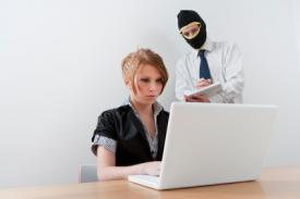 online id theft
