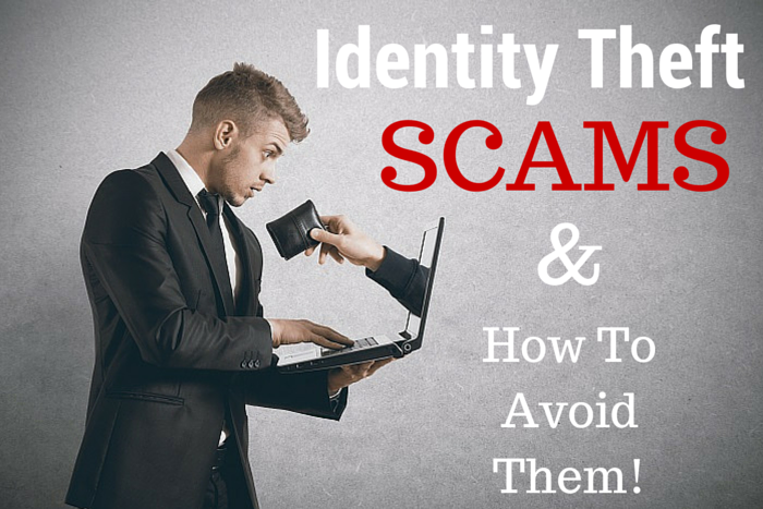 identity theft scams and how to beat them